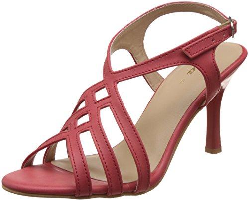Bata Women's Izabela Red Fashion Sandals – 5 UK/India (38 EU) (7615139)