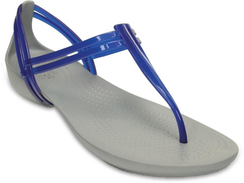 Crocs Women Cerulean Blue Sandals