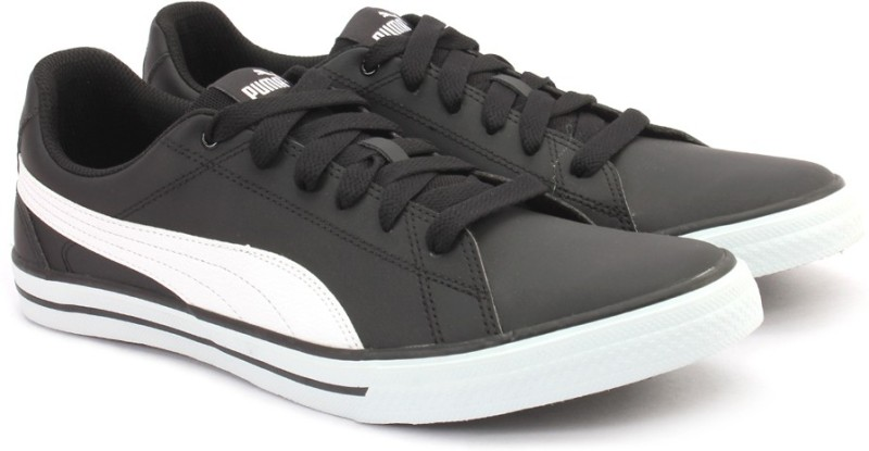Puma Court Point Vulc v2 IDP Sneakers(Black)