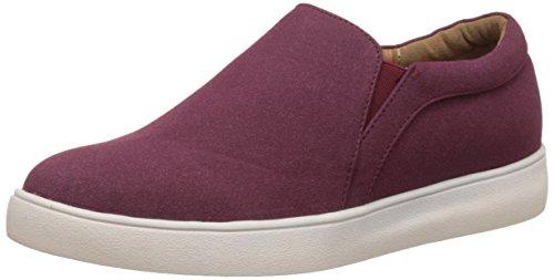 Carlton London Women's Nachi Burgandy Sneakers – 6 UK/India (39 EU)