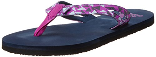 adidas Women's Ozor Ws Conavy, Shopur and Icegrn Flip-Flops and House Slippers – 7 UK/India (40.67 EU)