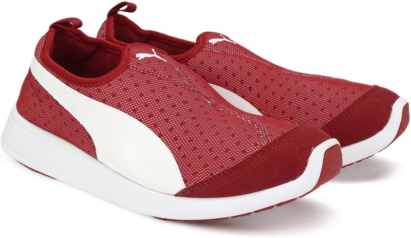 Puma ST Trainer Evo Slip-on Sneakers(Red)