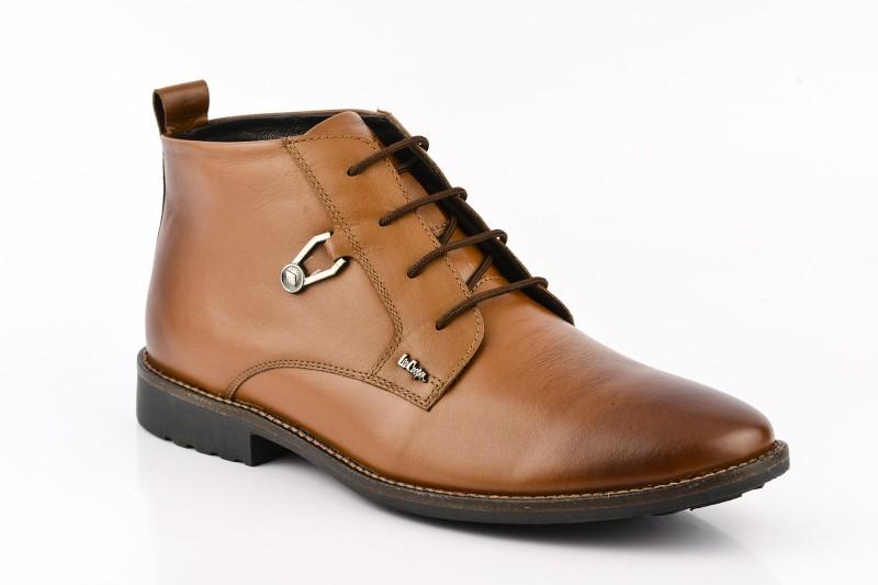 Lee Cooper Boots(Tan)