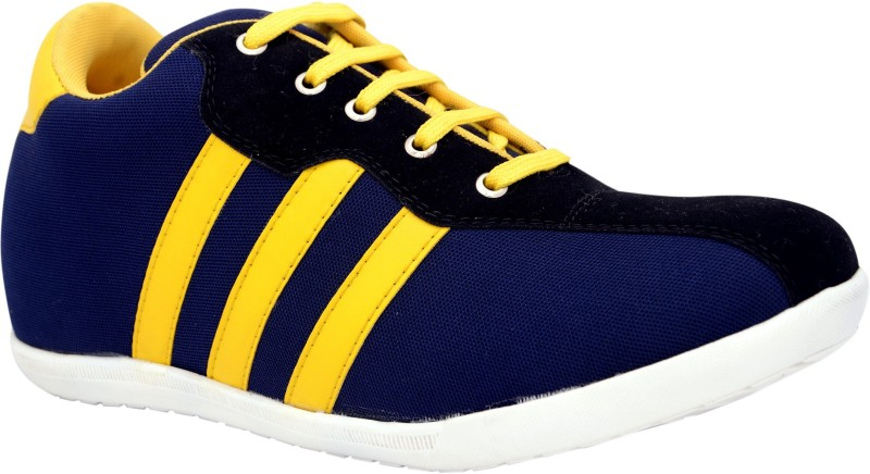 Celby Sporty Look Shoes with Height Increasing Running Shoes(Blue)