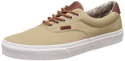 Vans Unisex Era 59 Desert Cowboy and Khaki Sneakers – 5 UK/India (38 EU)