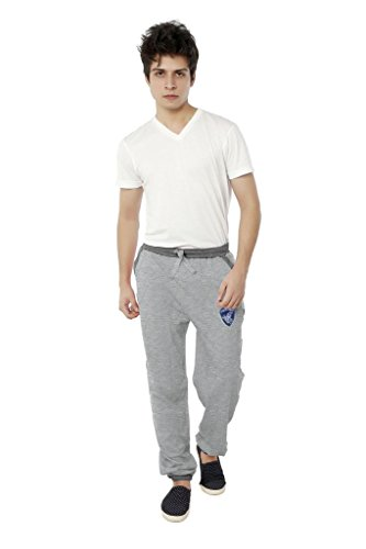 FILMAX® ORIGINALS 100% COTTON IN HOSIERY SPORTS GYM YOGA WORKOUT UNISEX JOGGERS TRACK PANT LOWERS