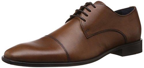 Hush Puppies Men's Gentleman Gold Leather Formal Shoes – 9 UK/India (43 EU)(8243918)