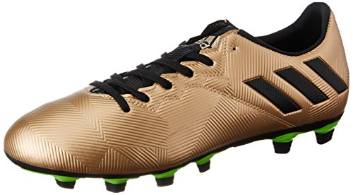 adidas Men's Messi 16.4 Fxg Coppmt, Cblack and Sgreen Football Boots – 11 UK/India (46 EU)