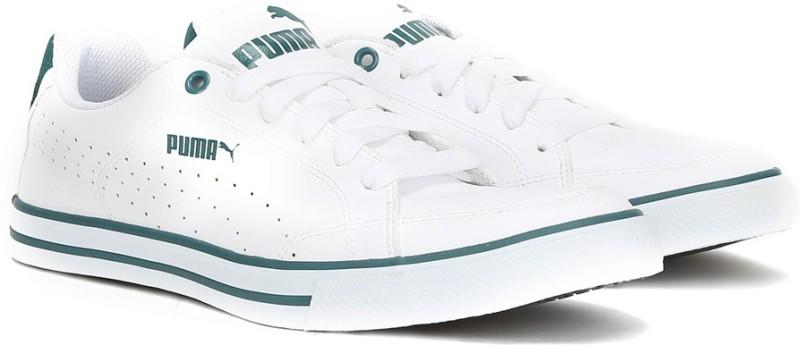 Puma Court Point Vulc IDP Sneakers(White)