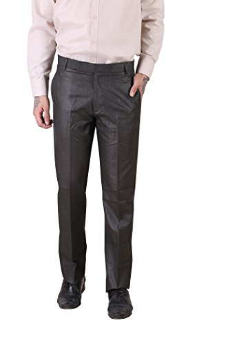 York Style Poly Cotton Slim Fit Formal Trouser For Men (32)