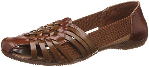 Catwalk Women's Khaadi Leather Fashion Sandals – 7 UK/India (39 EU)