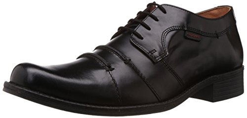 Redchief Men's Black Leather Formal Shoes – 7 UK (RC2180 G0053)