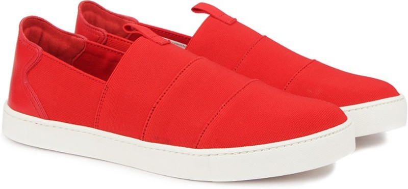 ALDO NATION62 Red Sneakers(Red)