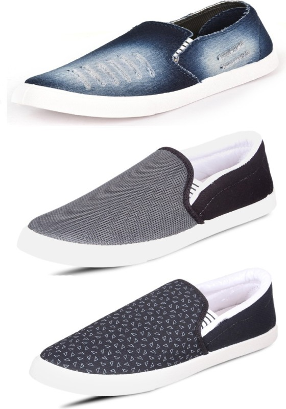 SCATCHITE Loafers(Blue)