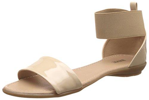 Lavie Women's 760 Flats Beige Fashion Sandals – 4 UK/India (37 EU)