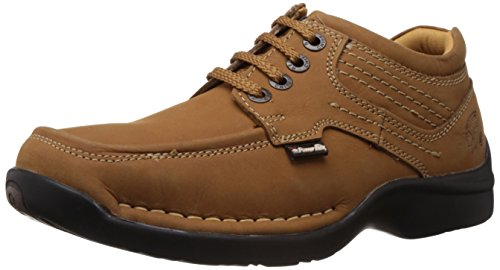 Redchief Men's Rust Leather Trekking and Hiking Footwear Shoes – 6 UK  (RC5055 022)