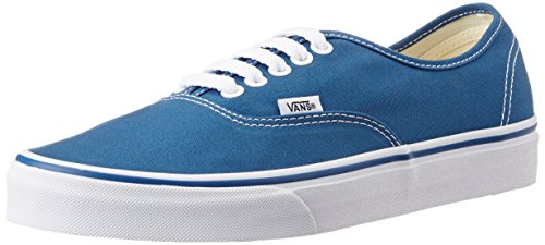 Vans Unisex Authentic Navy Sneakers – 5 UK/India (38 EU)