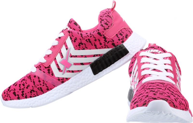 Sparx Running Shoes(Pink, White)