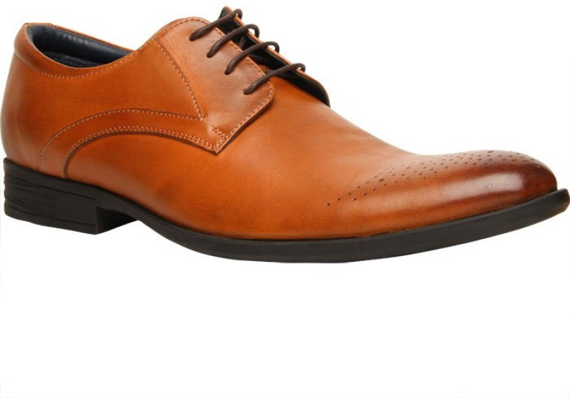 Hush Puppies LONDON DERBY Lace Up(Tan)