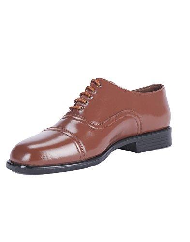 Alden Shoes Men's Brown Leather Shoes (AS10710) – 10 UK