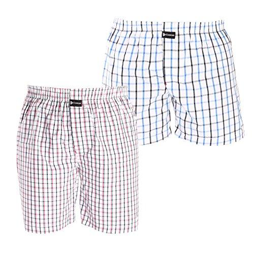 careus mens cotton boxers pack of 2c101c105multi colouredlarge -