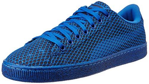 Puma Unisex's Basket Classic Night Camo Puma Royal Sneakers – 6 UK/India (39 EU)