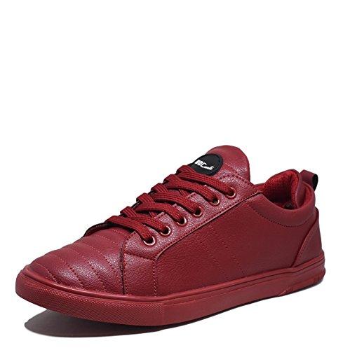 DOC Martin Groove Maroon Sneakers