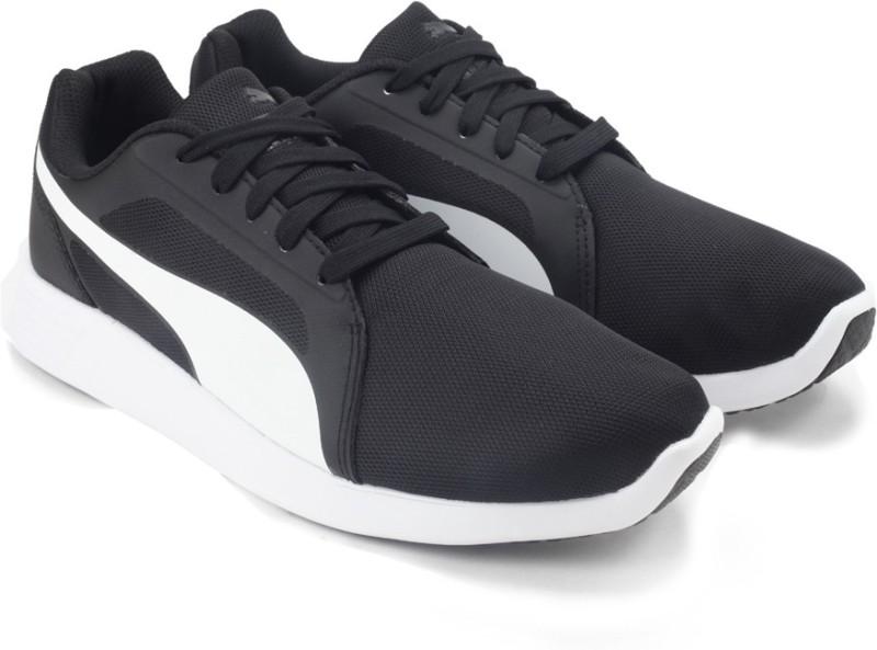 Puma ST Trainer Evo black-white Men Sneakers(Black, White)