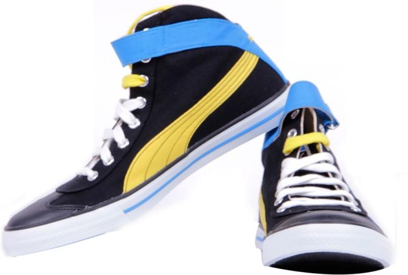 Puma 917 Mid 3.0 DP Casual Shoes(Black, Blue)