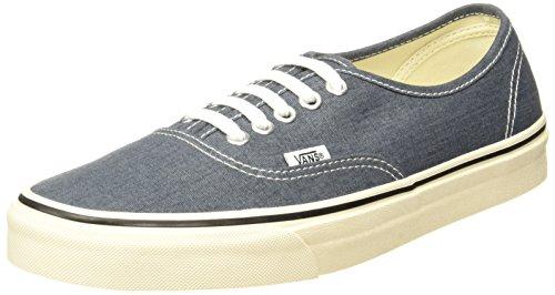 Vans Unisex Authentic (Vintage) Navy/Turtledove Sneakers – 10 UK/India (44.5 EU)