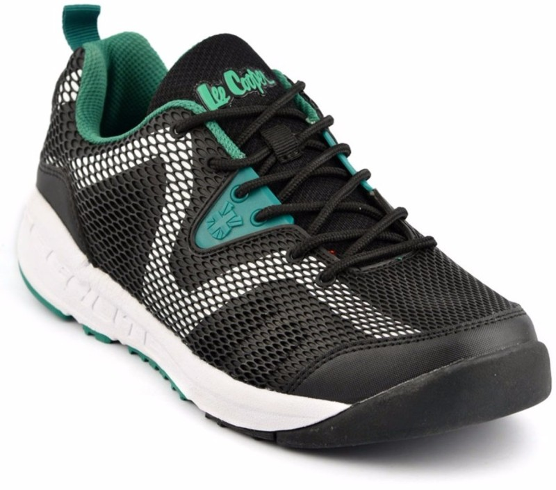 Lee Cooper Men Running Shoes(Black)