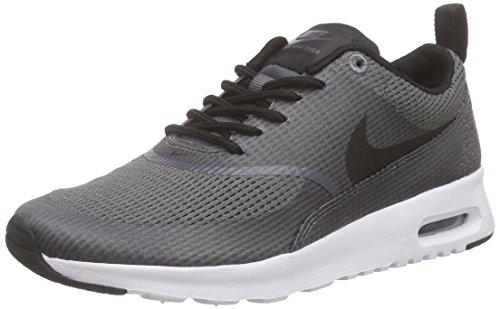 Nike Air Max Thea Textile Grey/Black/White 819639-001 (SIZE: 9)