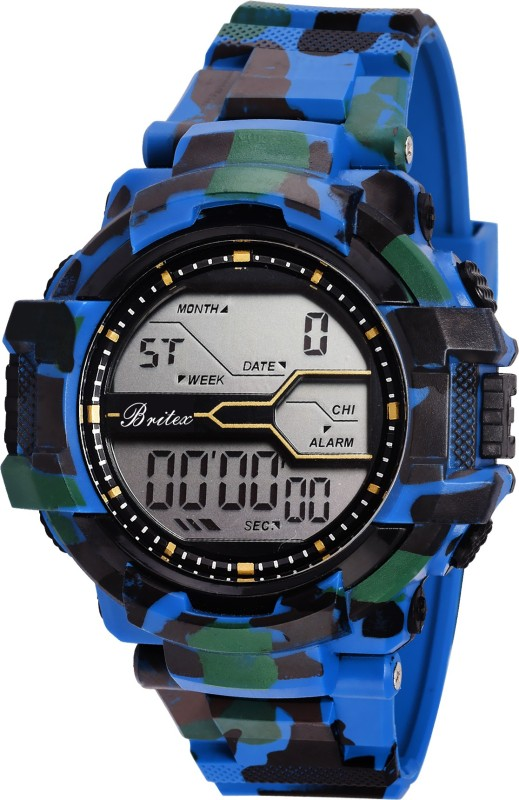 Britex BT6194 Sports Watch  – For Men & Women