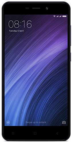 Redmi 4A (Dark Grey, 16GB)