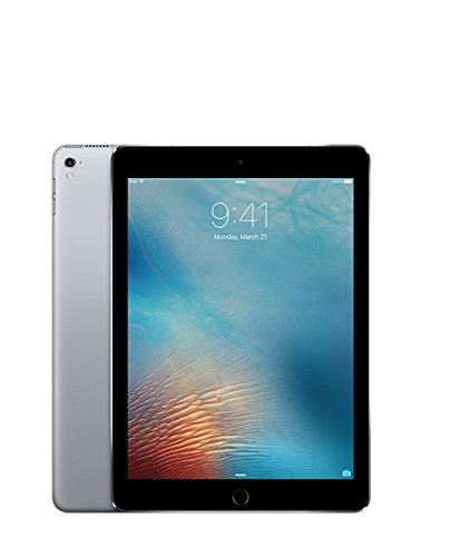 Apple iPad Pro Tablet (9.7 inch, 128GB, Wi-Fi Only), Space Grey