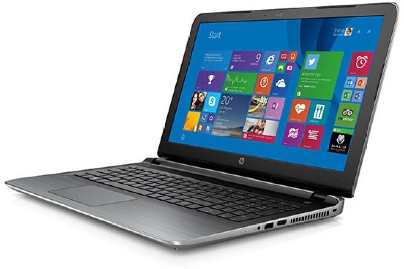 HP AB Core i5 5th Gen – (4 GB/1 TB HDD/Windows 10 Home/2 GB Graphics) 216tx Laptop(15.6 inch, Natural SIlver, 2.09 kg)