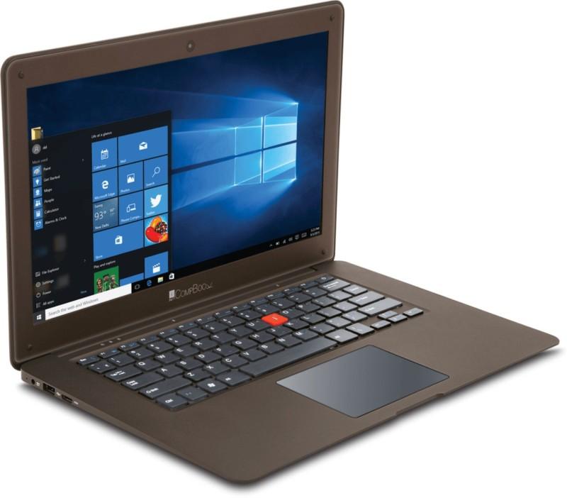 Iball C Series Atom – (2 GB/32 GB EMMC Storage/Windows 10) Compbook Laptop(11.6 inch, Brown)