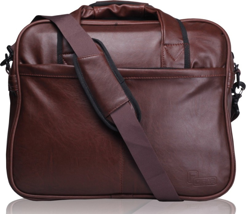 F Gear 15.6 inch Laptop Backpack(Brown)