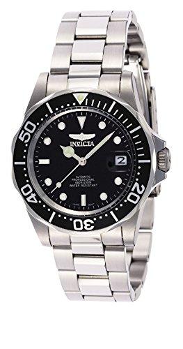 Invicta Pro-Diver Analog Black Dial Men's Watch – 8926