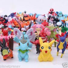 Pokemon Mini Figures | unique & random Pieces | Cute Toys |24 Piece Set
