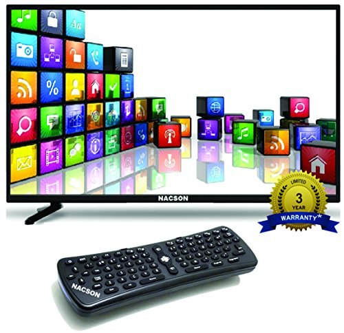 Nacson 81.3 cm (32 inches) NS8016Smart HD Ready LED TV