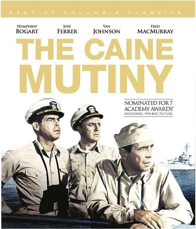 The Caine Mutiny(Blu-ray English)