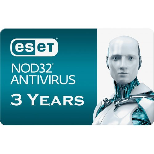 Eset NOD32 Antivirus 2017 – 1 Device, 3 Years (CD)
