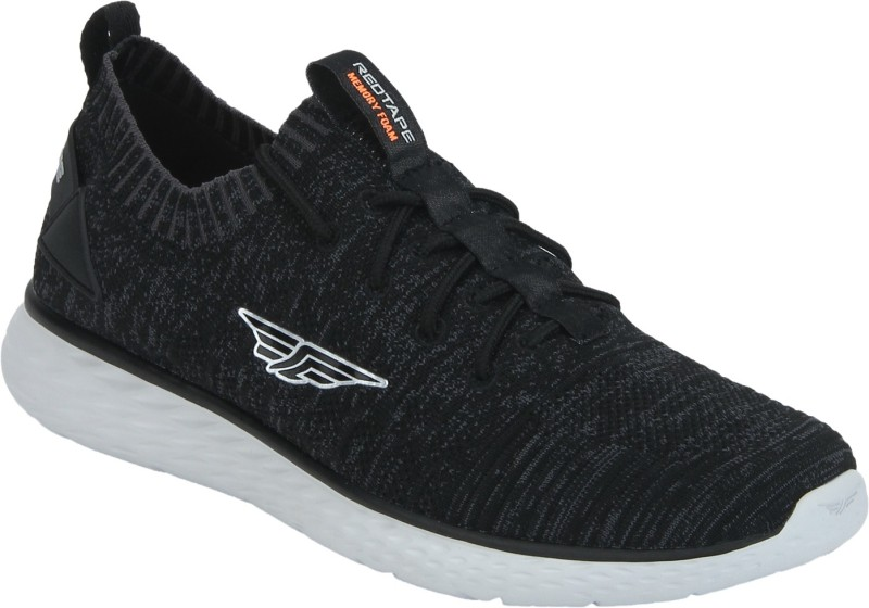 red tape athleisure sports range men running shoes for menblack -