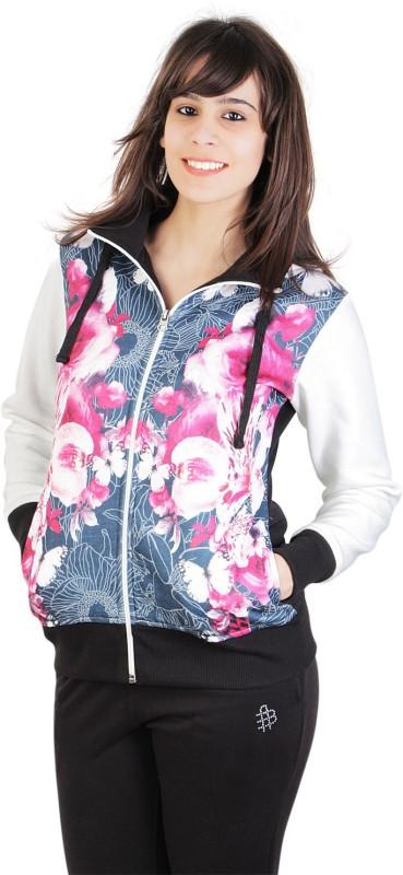Bongio Full Sleeve Printed Women's Jacket
