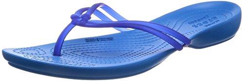 Crocs Isabella Women Flip in Blue