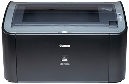 Canon LaserShot LBP 2900B Monochrome Laser Printer (Black/Grey)