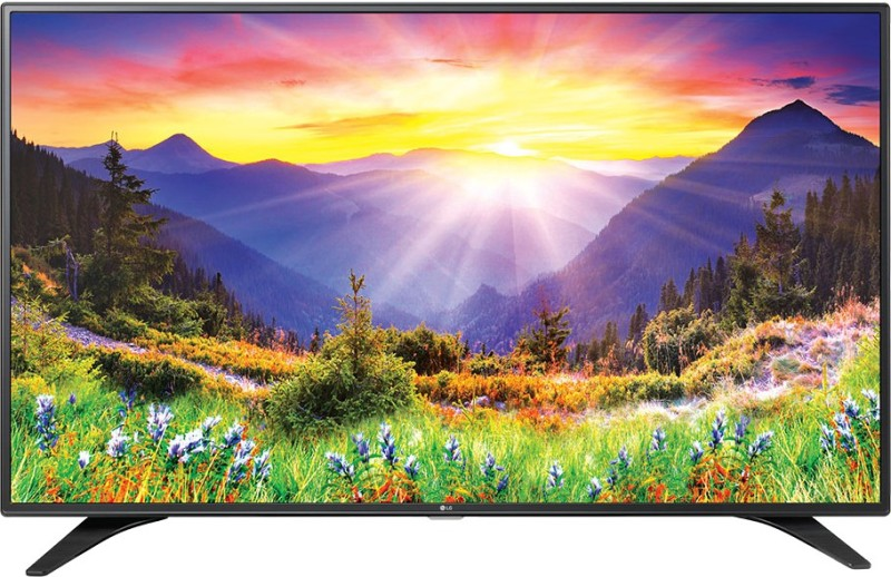 LG 139 cm (55 inch) Full HD LED Smart TV(55LH600T)