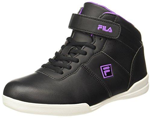 fila womens misha blackpurple sneakers 4 ukindia 38 eu -