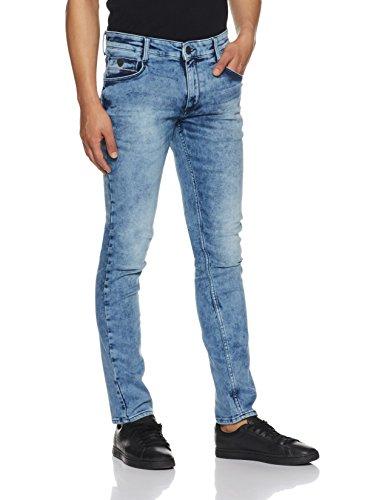 john players mens skinny fit jeans zcmwjna170018004indigo34w x 34l -